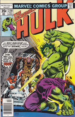 Incredible Hulk #220, Captain Barracuda