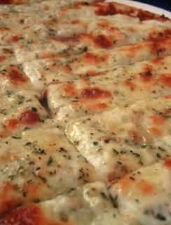 Cheesy Garlic Sticks