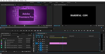 Gambar Download dan Cara Install Adobe Premiere Pro CC 2015 V10 4.3 Version Ringan Tanpa Ribet