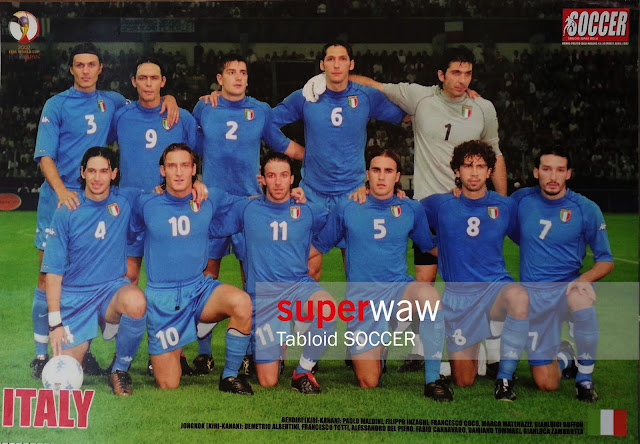Poster Italy 2000
