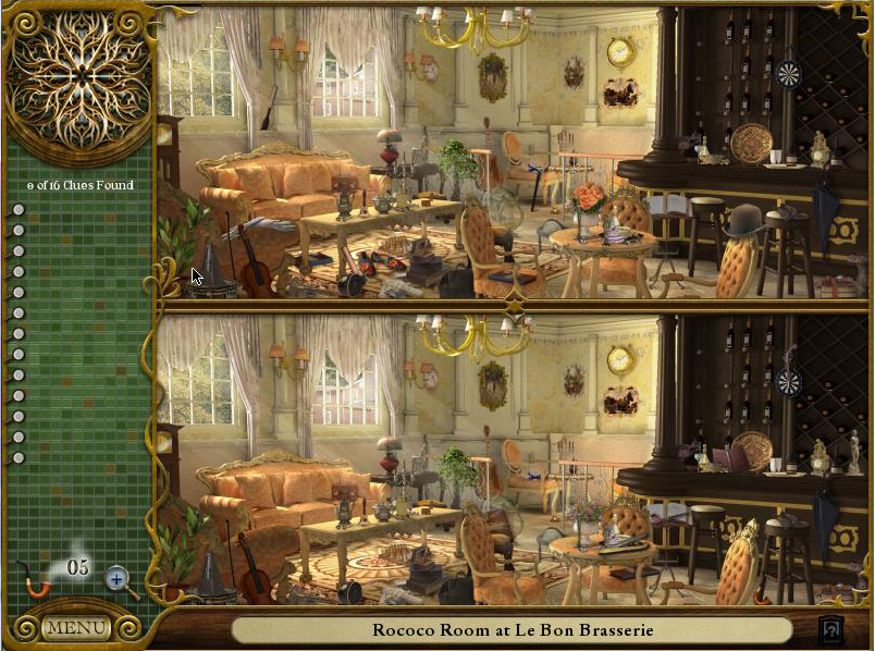 A hidden object game is a genre of puzzle game in which the player must find lots of different objects on a special map. Games Torrent October 2011
