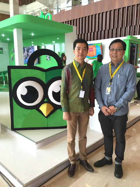 William Tanuwijaya & Adrian Oh, the co-founder of Tokopedia & eCommerceMILO