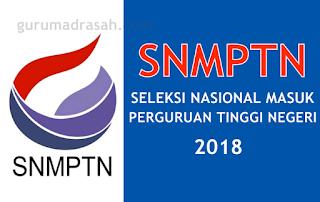 snmptn 2018