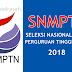 Nilai UN dan USBN Tidak Menjadi Pertimbangan Untuk SNMPTN 2018