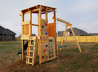 Multi-Activity Swingset