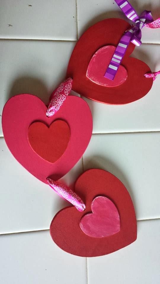 Amor De Y Amistad Dia De Caja El Arreglos Madera 14 La Del Febrero De Febrero 14 En Para