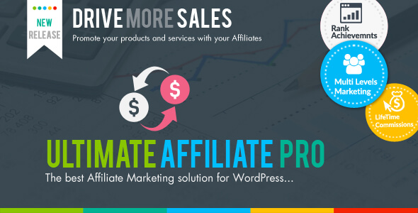 Free Download Ultimate Affiliate Pro WordPress Membership Plugin
