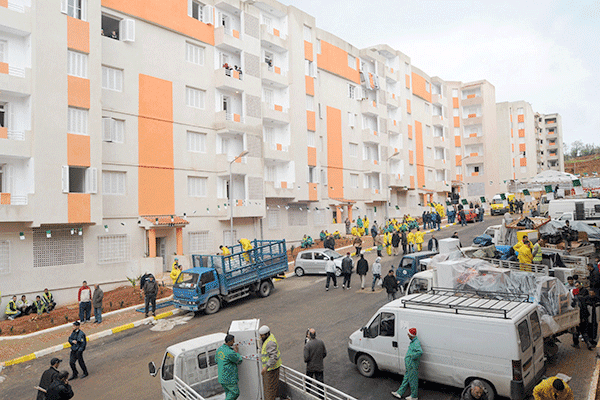 توزيع 27 ألف وحدة سكنية خلال 3 أشهر