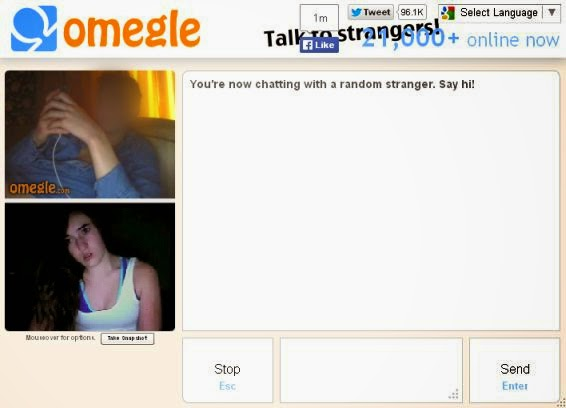 Omegle the antiboredom game 11 - 2 4