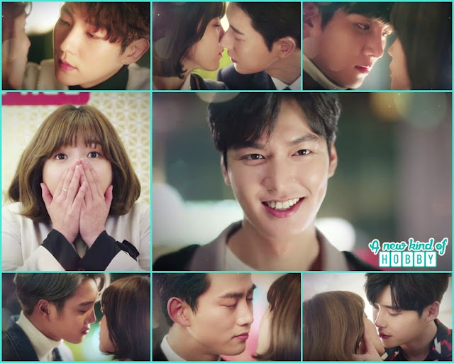 First Kiss for Seven Time - Star Studded Trailer Out (korean drama)