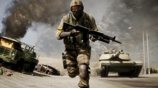 Battlefield Bad Company 2 PC Free Download Screenshot 3