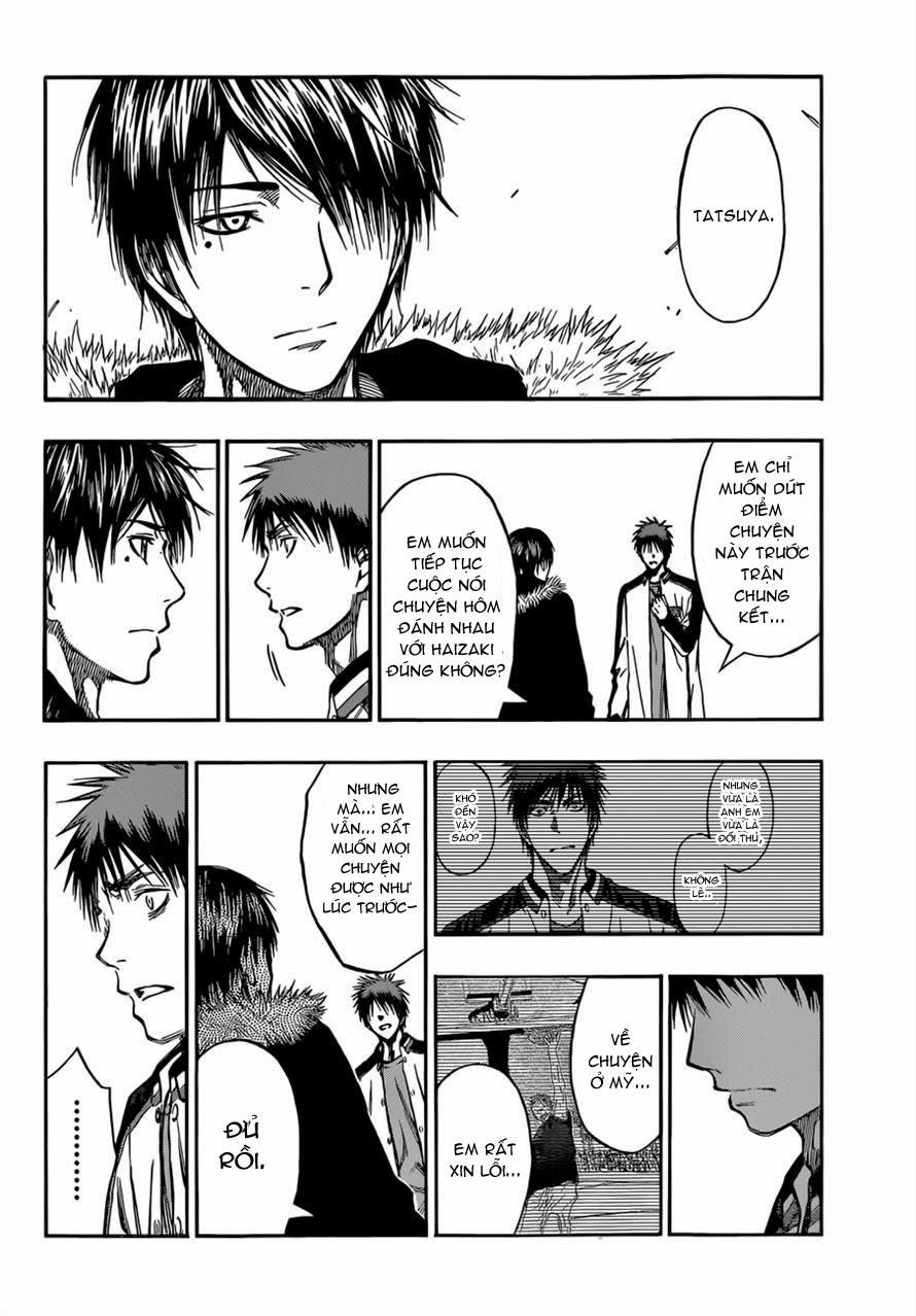 Kuroko No Basket chap 229 trang 14