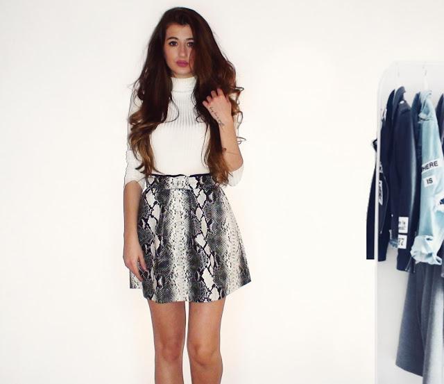 skirt outfits pinterest