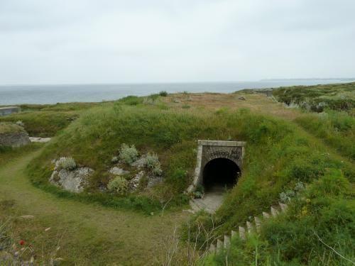 Fort de Taillefer à Belle Ile en Mer