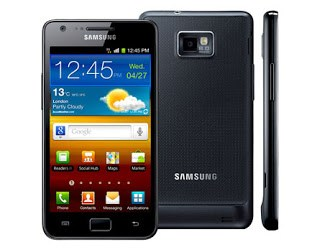 Download  Rom Original de Fabrica Galaxy S II GT-I9100 Android 4.1.2 Jelly Bean