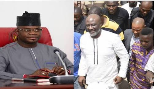 Dino Melaye 'Planned' Burning Of Classrooms He Built - Yahaya Bello