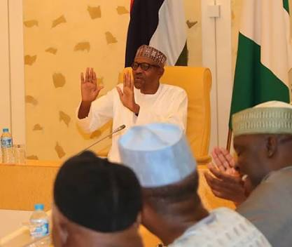 Buhari Support Group Coordinator Resigns