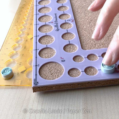 Quilled Creations Circle Template Board comparison