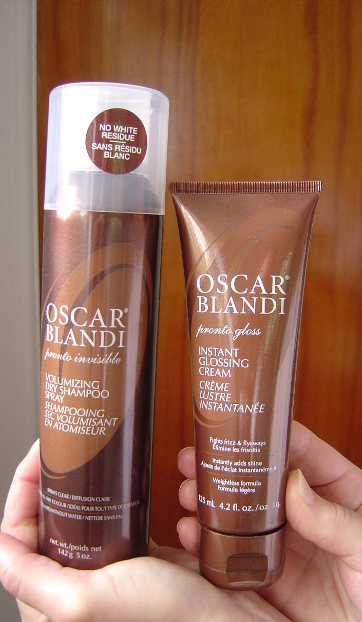 Oscar Blandi Pronto Dry Shampoo and Glossing Cream.jpeg