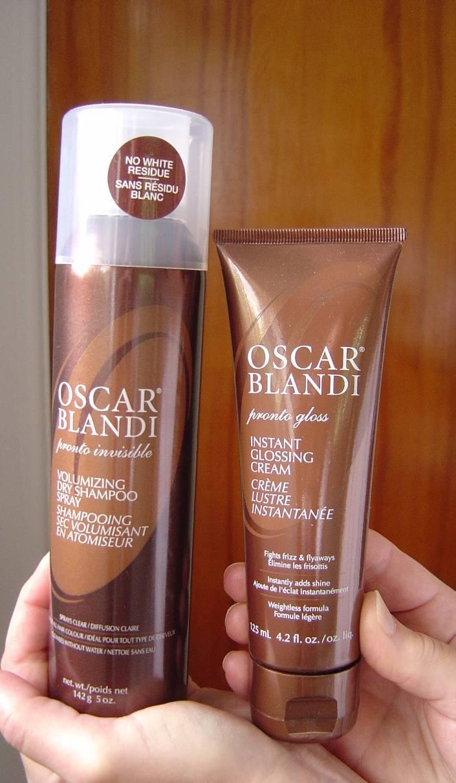 Oscar Blandi Pronto Dry Shampoo and Glossing Cream.jpeg