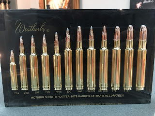 What will Weatherby's next caliber be?
