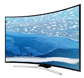 Review dan Harga Samsung UA40KU6300 Curved Smart TV UHD 40 Inch