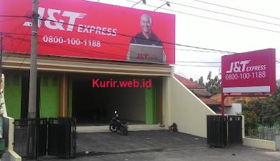 Alamat agen J&T Express di Cirebon