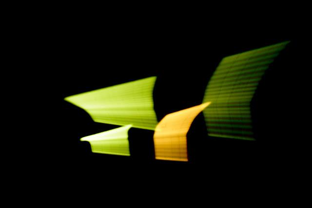 Kompozycja suprematyczna. Kolorowa fotografia abstrakcyjna. fot. Łukasz Cyrus, 2016r. Ruda Śląska.