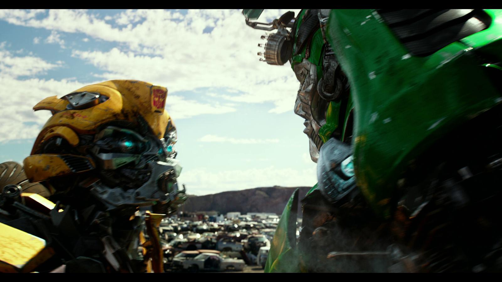Transformers El Ultimo Caballero (2017) 1080p BD25 LATINO 3
