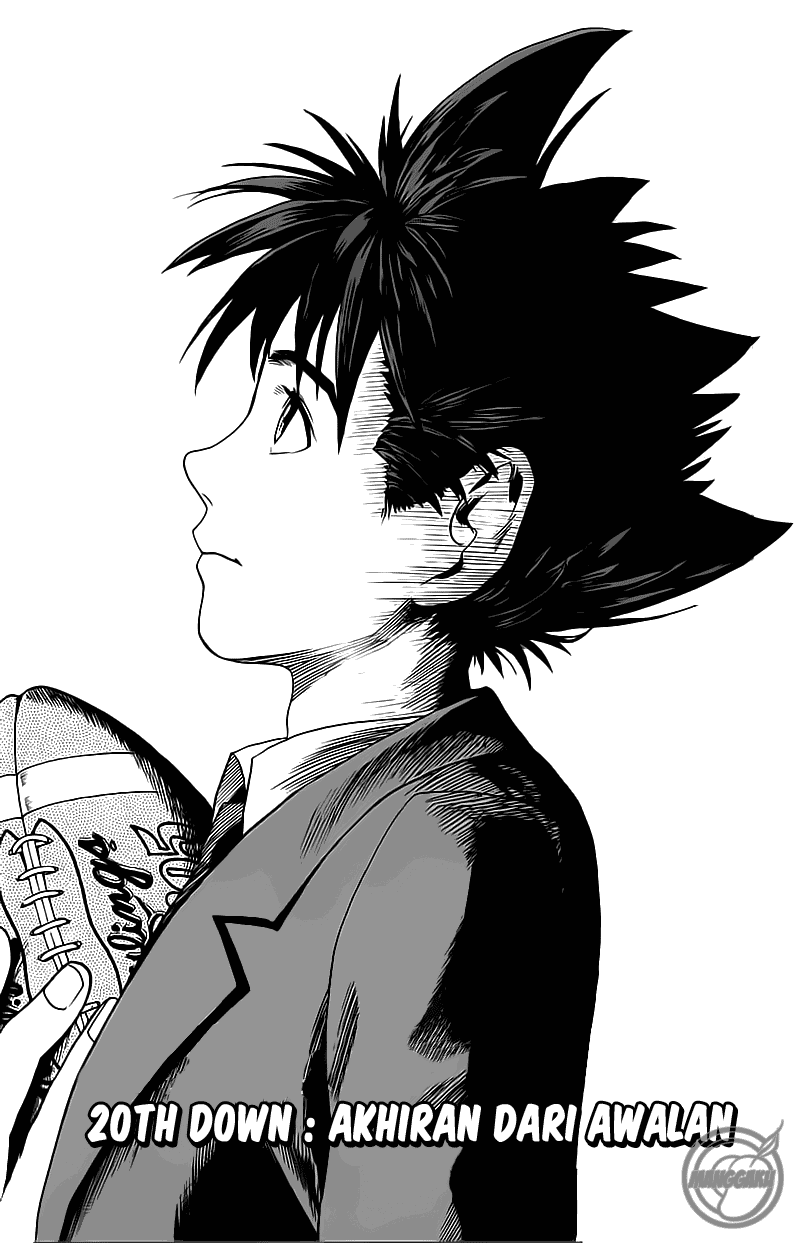 Eyeshield 21 Chapter 20-0