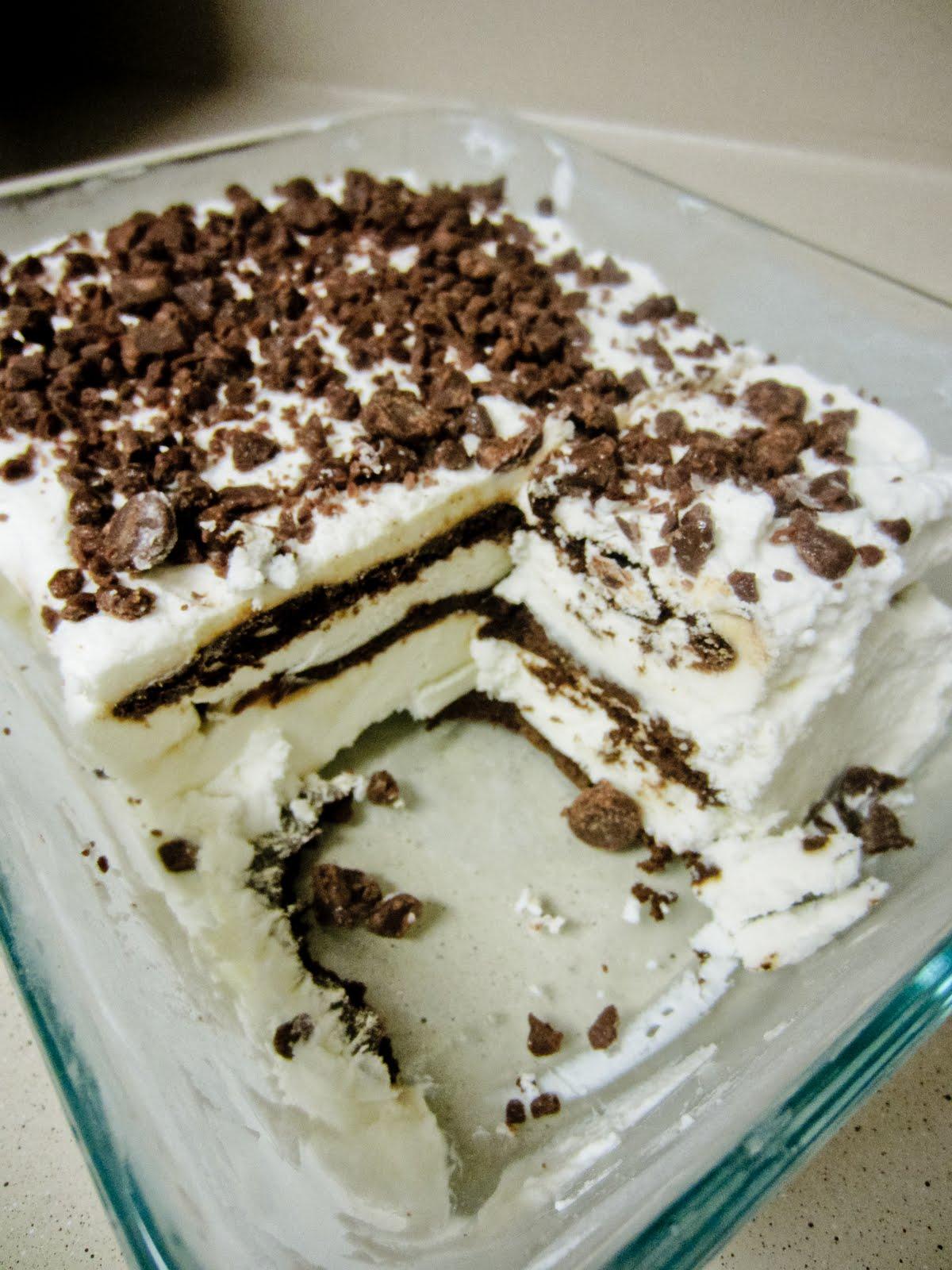 Loving Life Pin Adventure Easy Ice Cream Cake