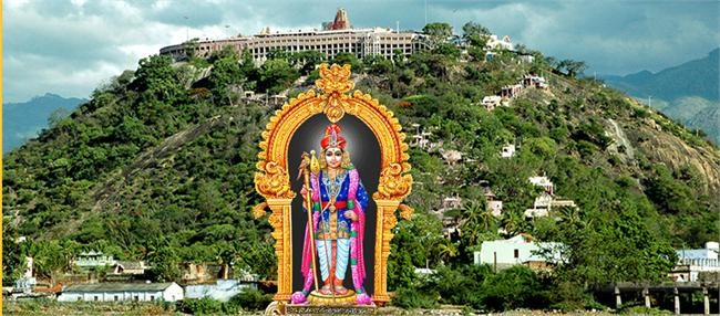 Murugan Temple,Palani Tamil Nadu, India