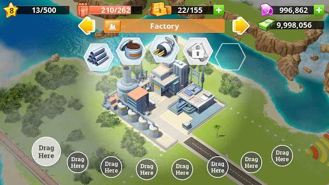 maka gameloft ada yang namanya Little Big City Cheat Little Big City 2 Unlimited Money dan Diamond