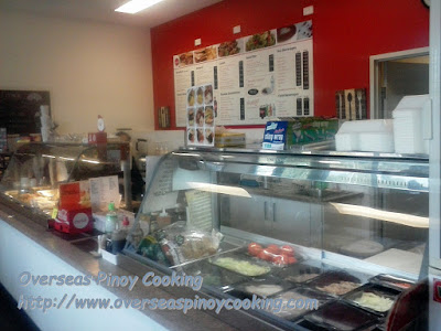 Vangie's Kitchen, Pinoy Food Choices