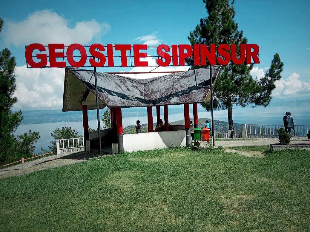 Taman Wisata Sipinsur Geosite Humbahas Yang Spektakuler