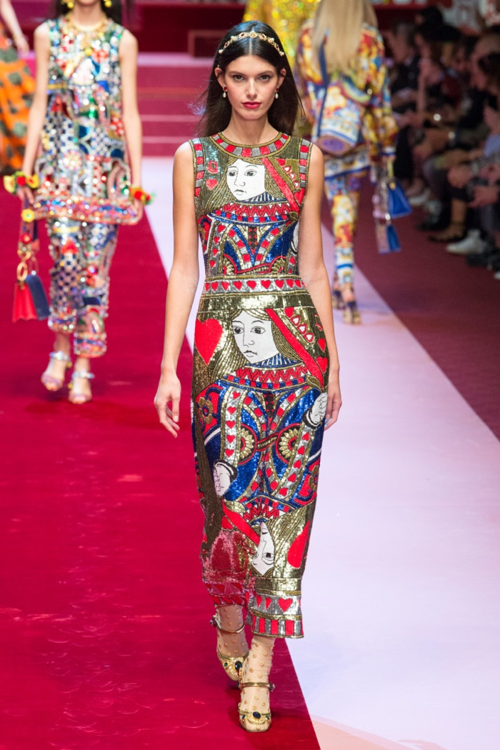 Dolce & Gabbana Spring/Summer 2018 Collection