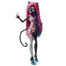 Monster High Catty Noir Fierce Rockers Doll
