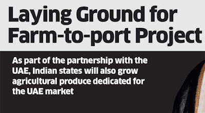 Farm-To-Port Project