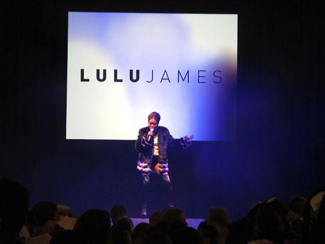 Lulu James