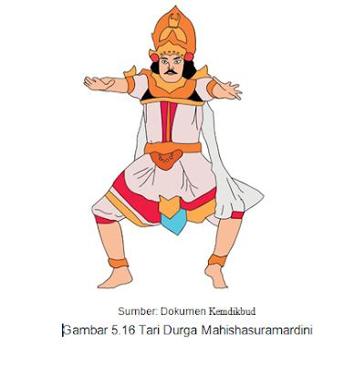 Tari Durga Mahishasuramardini