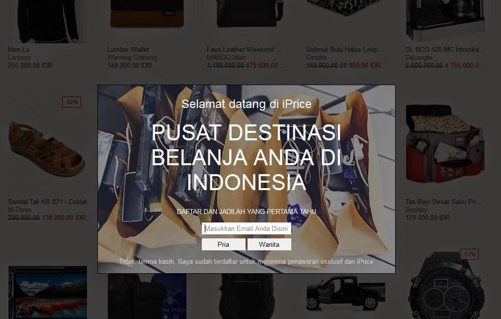 iPrice Indonesia