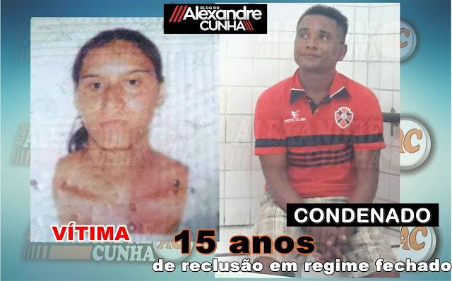 ANAPURUS: Homem que matou vizinha à paulada é condenado a 15 anos de prisão em regime fechado