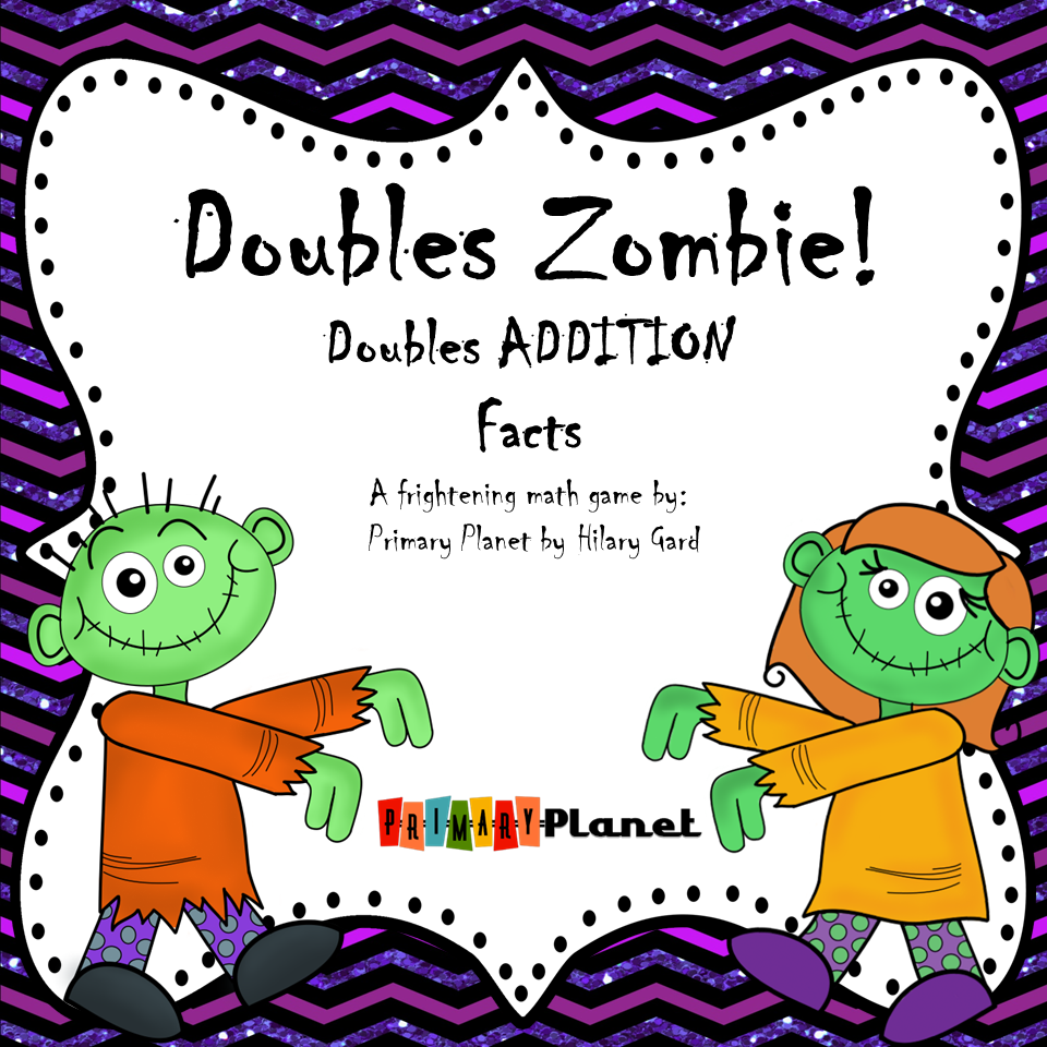 Link to Double Zombie Freebie Math Game