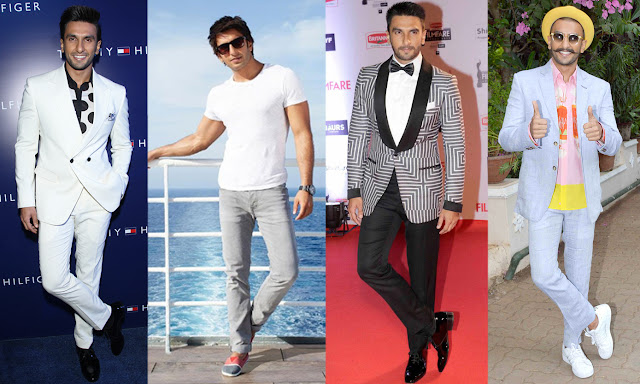 Ranveer Singh Quirky Fashion Sense & Style Tips