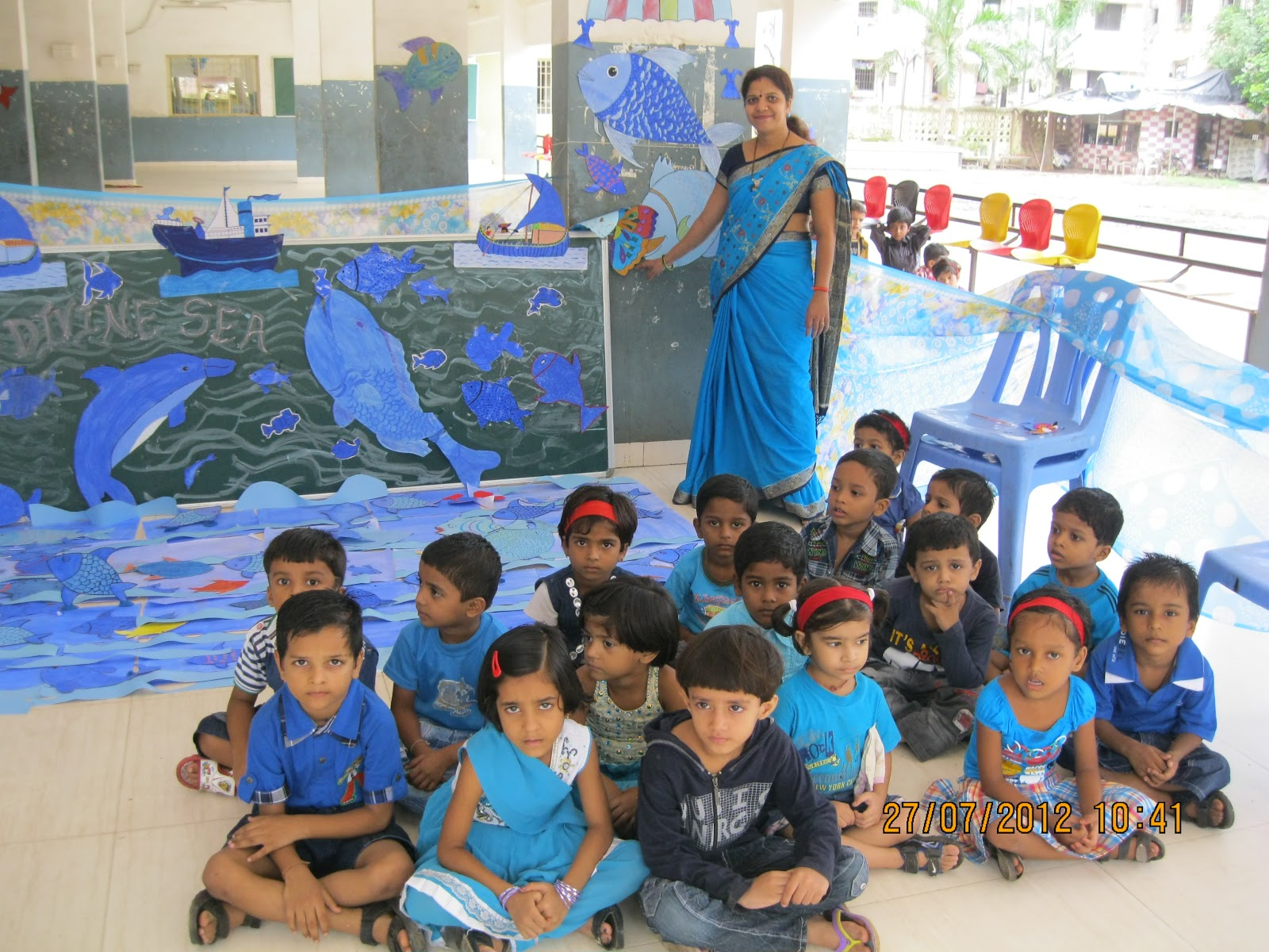 Firstep The Pre School July