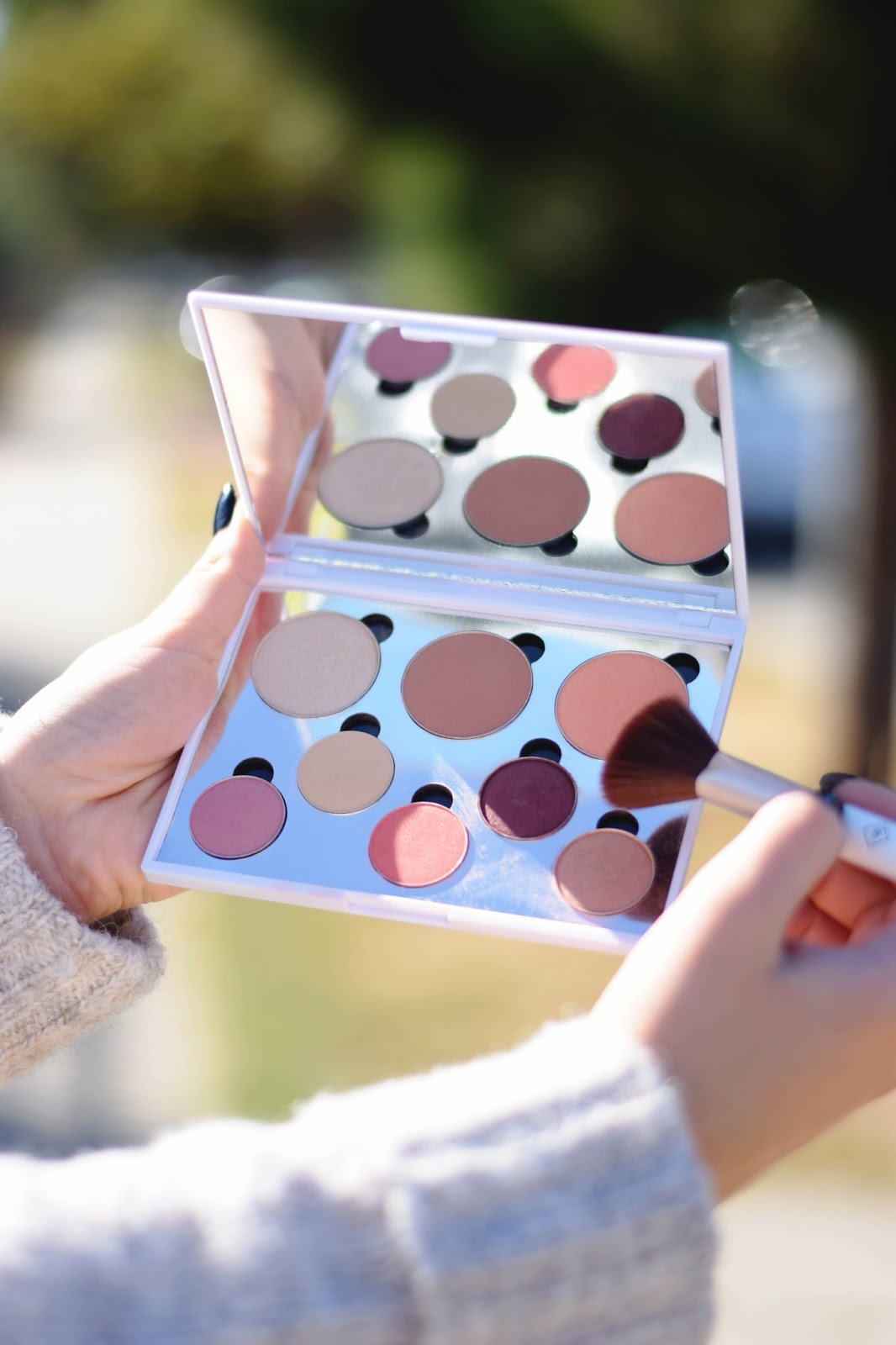 build your own makeup palette