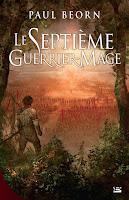 couverture du livre Le 7ème guerrier-mage de Paul Beorn