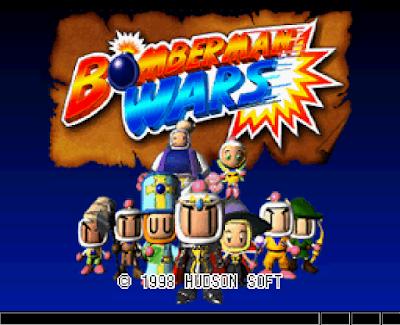 【SS】轟炸超人大戰(Bomberman Wars),炸彈超人戰棋遊戲!