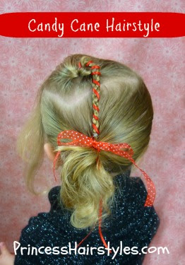 Christmas Hairstyles For Toddlers