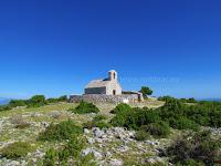 Crkva sv. Duh, Gornji Humac, otok Brač slike